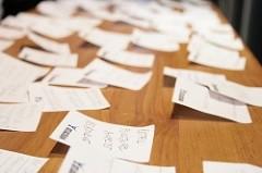 卡片分类练习