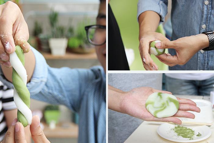 如何制作表皮色彩斑斓的冰皮月饼